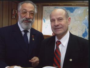А.Чилингаров и Н.Тараканов