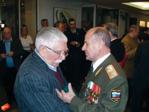 А.Б.Джигарханян и Н.Д.Тараканов