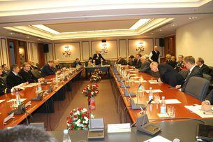 Конференция (15-летие Клуба) в Офисе на Б.Якиманке, 1