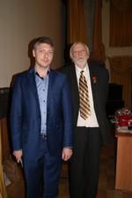 С.В.Латышев и М.Я.Лемешев